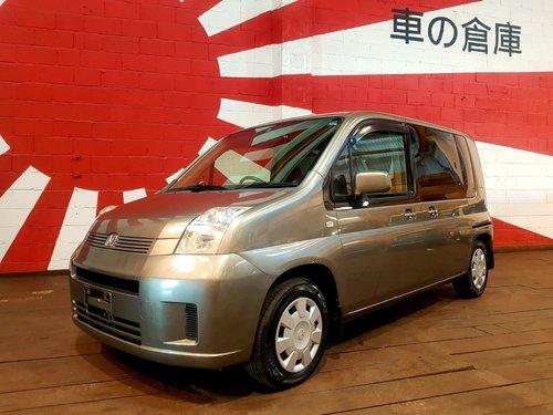 2007 Honda Mobilio 1 5 Automatic 7 Seater Mpv Sold Car And Classic