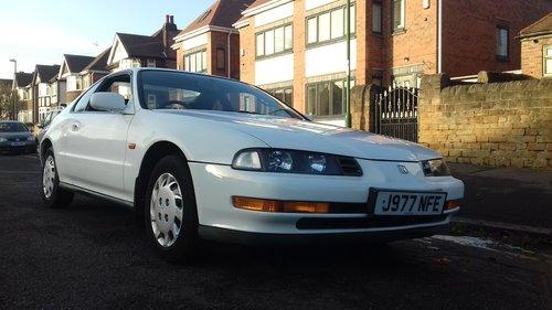 1992 Honda prelude auto For Sale (picture 1 of 6)