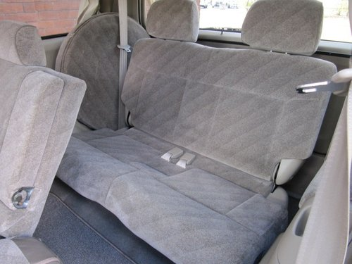 1999 RARE HONDA ODYSSEY FIELD DECK 2.2 AUTO * 7 SEATER CAMPER VAN For Sale (picture 5 of 6)