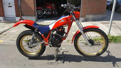 1985 HONDA TLR250 Trials, full restoration For Sale (picture 6 of 6)