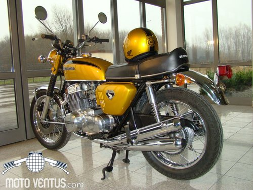 HONDA CB750 FOUR K0 1970 VIDEO ! For Sale (picture 3 of 6)