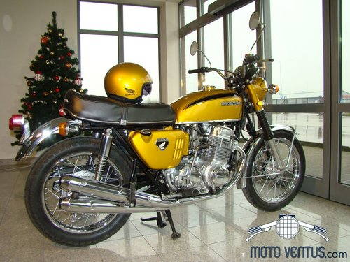 HONDA CB750 FOUR K0 1970 VIDEO ! For Sale (picture 4 of 6)
