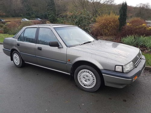 1989 HONDA ACCORD 2.0 EX .4 DOOR ONLY 66,000 MILES For Sale (picture 2 of 6)