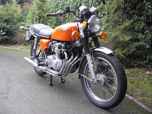 1976 Honda CB550F Super Sports SOLD (picture 1 of 1)