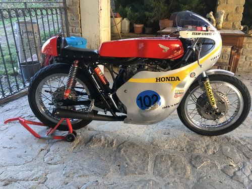 1971 Honda CB350 Racing For Sale (picture 1 of 6)