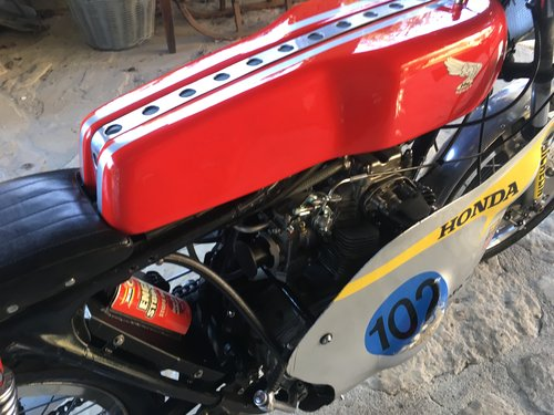 1971 Honda CB350 Racing For Sale (picture 4 of 6)