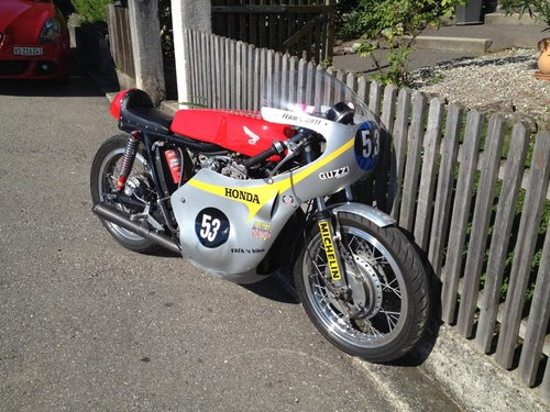 1971 Honda CB350 Racing For Sale (picture 5 of 6)