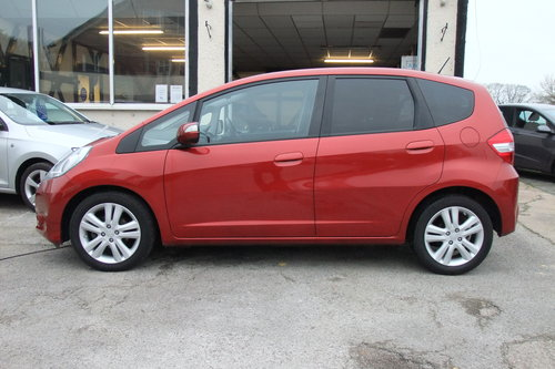 2014 HONDA JAZZ 1.3 I-VTEC EX 5DR CVT AUTOMATIC SOLD (picture 2 of 6)