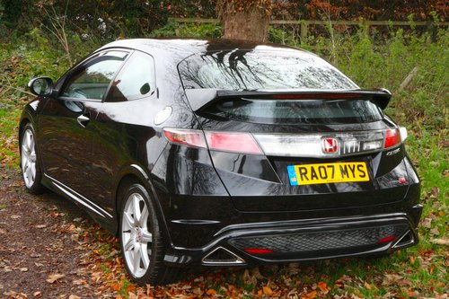 2007 Honda Civic Type R With Full Service history SOLD (picture 6 of 6)