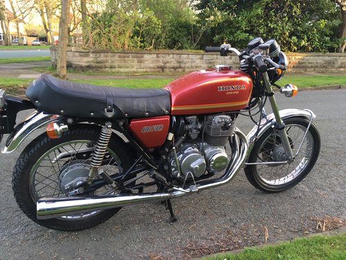 Honda 400/4 four four. 400four 1978. F2 For Sale (picture 1 of 6)