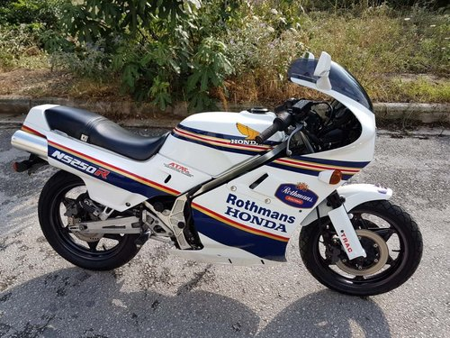 1986 Honda NS250R rarity SOLD (picture 1 of 6)