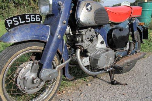 Honda C72 Dream 250 -1962 - UK Bike For Sale (picture 5 of 6)
