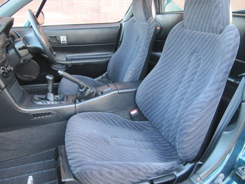 1996 HONDA CR-X DEL SOL COUPE CONVERTIBLE 1.6 MANUAL JDM IMPORT  For Sale (picture 3 of 6)