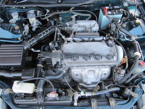 1996 HONDA CR-X DEL SOL COUPE CONVERTIBLE 1.6 MANUAL JDM IMPORT  For Sale (picture 6 of 6)