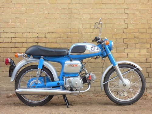1970 Honda CD90 90cc SOLD (picture 1 of 6)
