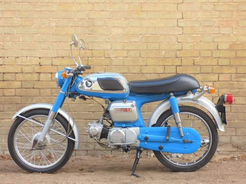 1970 Honda CD90 90cc SOLD (picture 2 of 6)