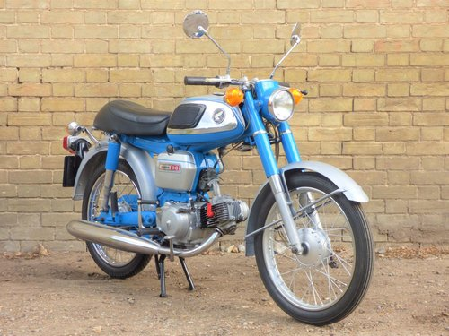 1970 Honda CD90 90cc SOLD (picture 6 of 6)
