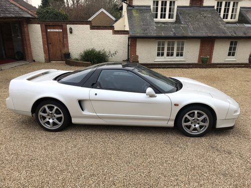 1996 Stunning Honda NSX with 49k & just perfect! For Sale (picture 1 of 12)