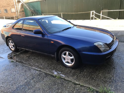 Prelude 2.0i Automatic. 1998 'R' For Sale (picture 1 of 6)