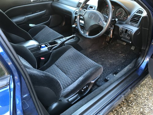 Prelude 2.0i Automatic. 1998 'R' For Sale (picture 4 of 6)