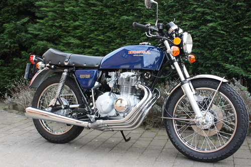 1976 Honda CB400F  For Sale (picture 1 of 6)