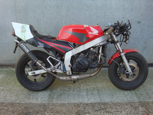 Honda NSR50 Mini bike - 1996 - Spares or Repair Project SOLD (picture 1 of 6)