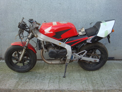 Honda NSR50 Mini bike - 1996 - Spares or Repair Project SOLD (picture 2 of 6)