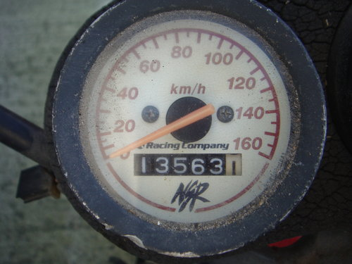 Honda NSR50 Mini bike - 1996 - Spares or Repair Project SOLD (picture 3 of 6)