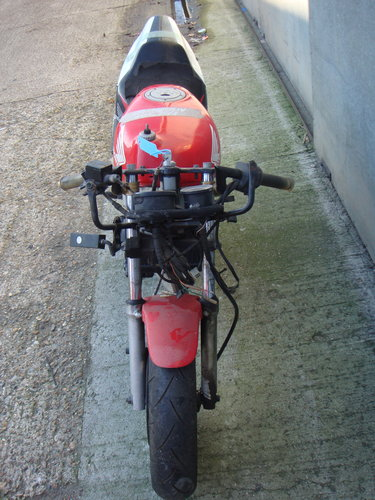 Honda NSR50 Mini bike - 1996 - Spares or Repair Project SOLD (picture 6 of 6)