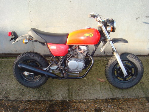 Honda APE 50 - 2002 For Sale (picture 1 of 6)