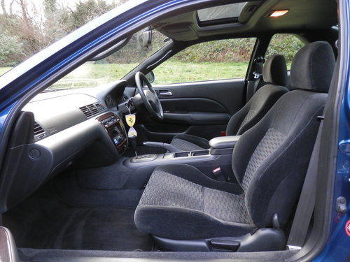 Honda Prelude 2.2 VTi Auto 'Motegi'.. Very Low Miles.. FSH SOLD (picture 3 of 6)