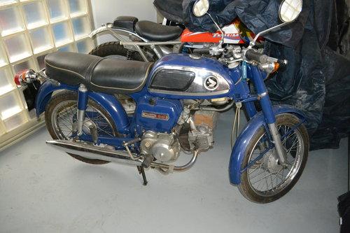 1969 Honda 90 Sports  Honda 90S Classic Honda For Sale (picture 1 of 3)