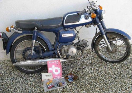 1969 Honda 90 Sports  Honda 90S Classic Honda For Sale (picture 2 of 3)