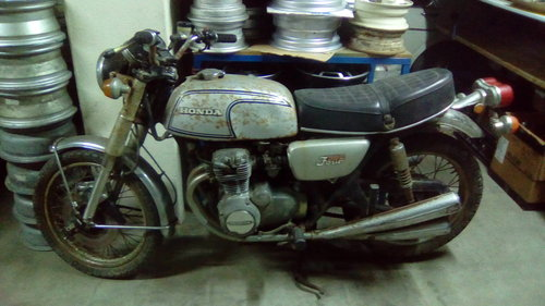 1972 Honda CB350 Four For Sale (picture 1 of 3)