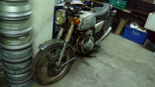1972 Honda CB350 Four For Sale (picture 2 of 3)