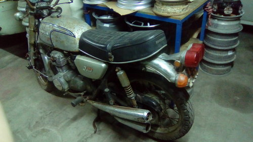 1972 Honda CB350 Four For Sale (picture 3 of 3)