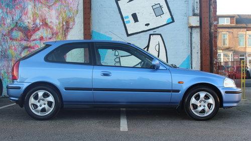 Honda Civic 1.6 VTi EK4 3dr UK 1998 For Sale (picture 1 of 6)