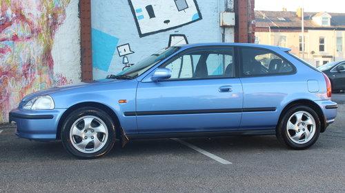 Honda Civic 1.6 VTi EK4 3dr UK 1998 For Sale (picture 2 of 6)