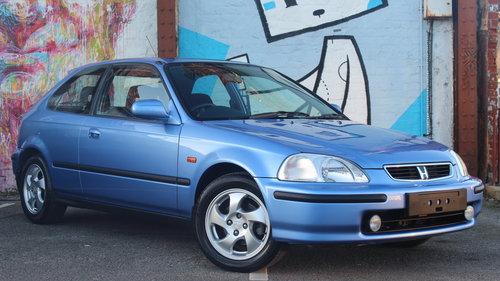 Honda Civic 1.6 VTi EK4 3dr UK 1998 For Sale (picture 6 of 6)