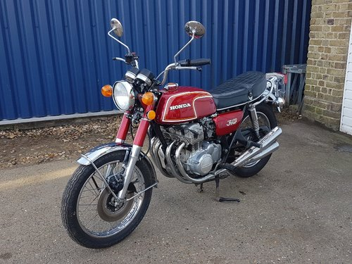 1973 Honda CB350 FOUR For Sale (picture 1 of 6)
