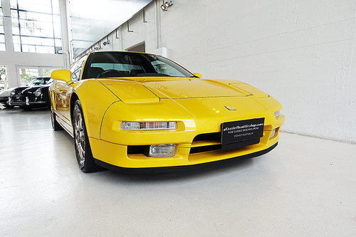 1995 Rare AUS del. Honda NSX, low mileage, stunning condition SOLD (picture 1 of 6)