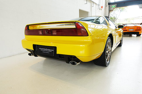 1995 Rare AUS del. Honda NSX, low mileage, stunning condition SOLD (picture 2 of 6)