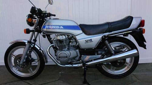 1979 HONDA 250 SUPER DREAM  For Sale (picture 5 of 6)