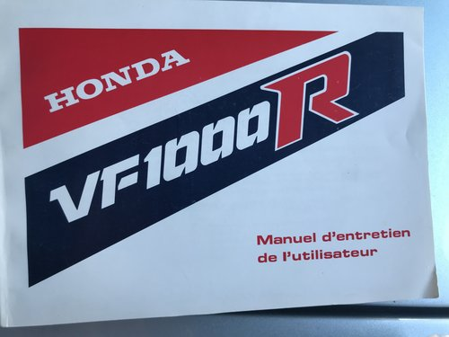 1984 Honda VF1000R For Sale (picture 5 of 5)