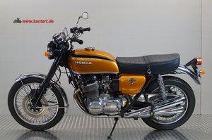 1972 Honda CB 750 Four, 737 cc, 67 hp For Sale