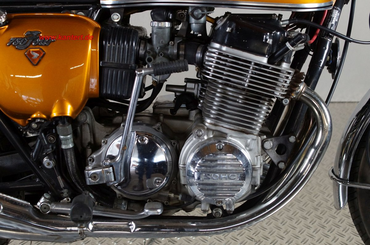 1972 Honda CB 750 Four, 737 cc, 67 hp For Sale (picture 4 of 6)