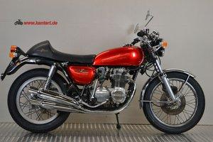 1975 Honda CB 500 Four, 494 cc, 48 hp For Sale