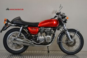 1975 Honda CB 500 Four, 494 cc, 48 hp