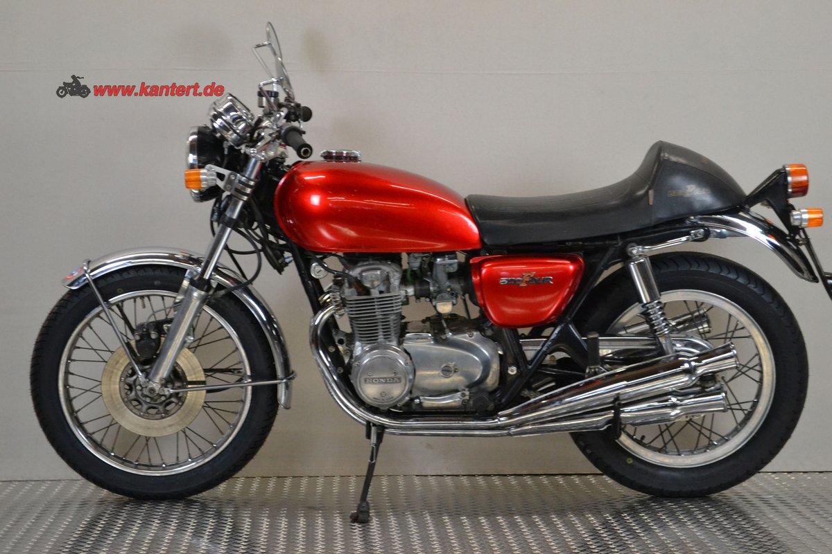 1975 Honda CB 500 Four, 494 cc, 48 hp For Sale (picture 2 of 6)