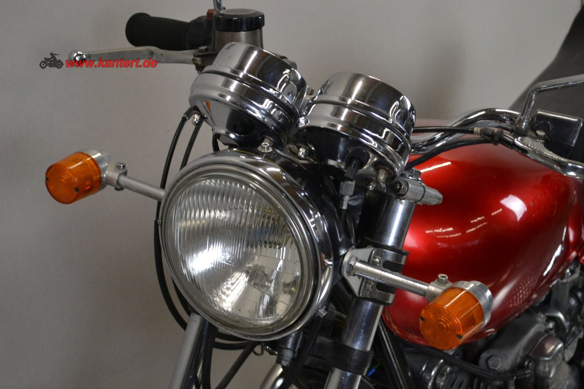 1975 Honda CB 500 Four, 494 cc, 48 hp For Sale (picture 6 of 6)